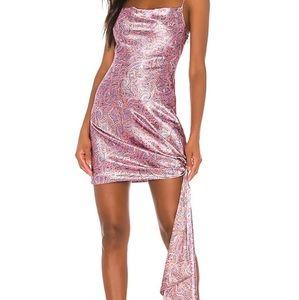 Cinq a Sept paisley Ryder dress size 8 NWT